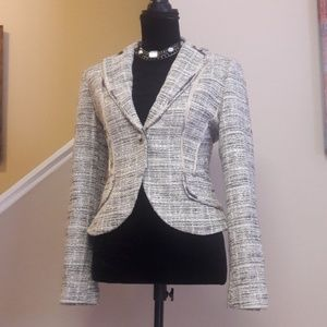 The Limited/ Tweed/Single Button /Blazer